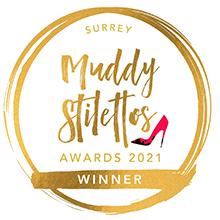 Muddy Stilettos Winner